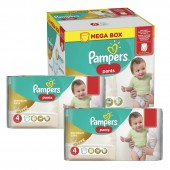 Couches Pampers premium care pants taille 4 - 264 couches bébé
