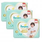 Pack 72 Couches Pampers Premium Care Pants sur auchan