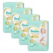 Giga pack de 216 Couches de Pampers Premium Care Pants sur auchan