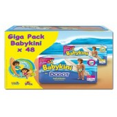 Giga Pack 48 Couches Maillot de bain Dodot Babykini