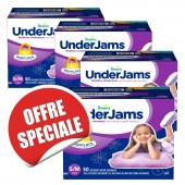 Maxi giga pack de 774 Sous-vêtements jetables Pampers Underjams sur layota