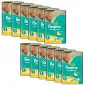 Couches Pampers New Baby Dry taille 1 - 860 couches