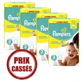 Couches Pampers Premium Care taille 3 - 200 couches