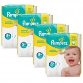 Giga Pack 160 Couches Pampers de Premium Protection sur auchan