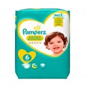 Pack 31 Couches de Pampers Premium Protection sur auchan