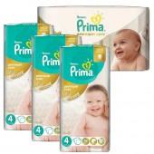 Maxi Giga Pack de 240 Couches de Pampers Premium Care sur auchan