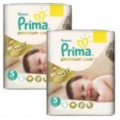Maxi Giga Pack 126 Couches de Pampers Premium Care sur auchan