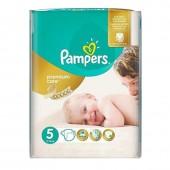 Pack de 60 Couches de Pampers Premium Care sur auchan
