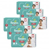 Giga Pack de 260 Couches de Pampers Baby Dry Pants sur auchan