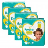 Giga Pack 240 Couches de Pampers New Baby Premium Protection sur auchan
