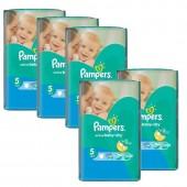 Mega Pack de 352 Couches de Pampers Active Baby Dry sur auchan