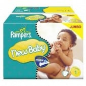 Pack économique de 280 Couches Pampers de New Baby sur tooly