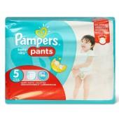 Pack de 22 Couches de Pampers Baby Dry Pants sur auchan