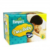 310 Couches de Pampers New Baby Premium Protection sur auchan