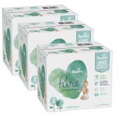 459 Couches Pampers Pure Protection taille 2