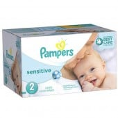 Couches Pampers New Baby Sensitive taille 2 - 240 couches