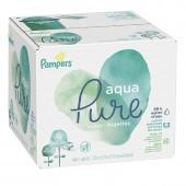 Pampers - 960 lingettes bébés aqua pure