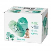 308 Couches Pampers Pure Protection sur auchan