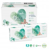 Giga pack 210 Couches Pampers Pure Protection sur auchan