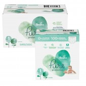 Giga pack 245 Couches de Pampers Pure Protection sur auchan