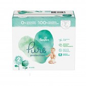 Pack 81 Couches de Pampers Pure Protection sur auchan