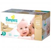 390 Couches de Pampers Premium Care sur auchan