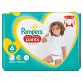 Pack de 37 Couches de Pampers Premium Protection Pants sur auchan